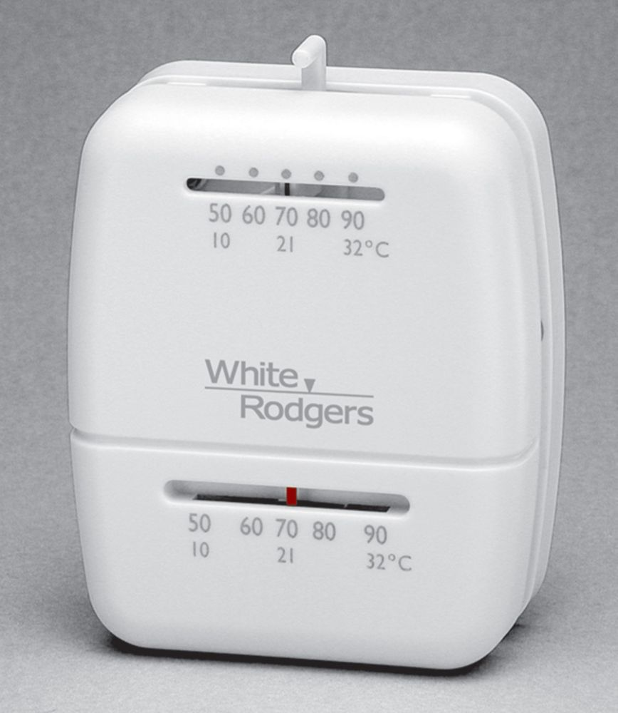 small resolution of white rodgers wr heat only mercury free thermostat