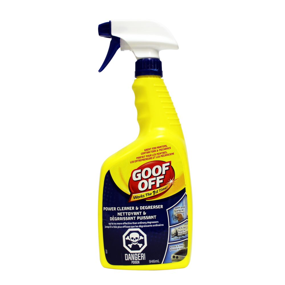 Goof Power Cleaner Degreaser Fg686 946ml Home Depot Canada