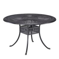 Home Styles 48-inch Largo Patio Collection Round Outdoor ...