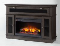 Home Decorators Aimee 46 Inch Media Electric Fireplace ...