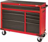 Milwaukee Tool 60-Inch 11-Drawer Mobile Workbench in Red ...