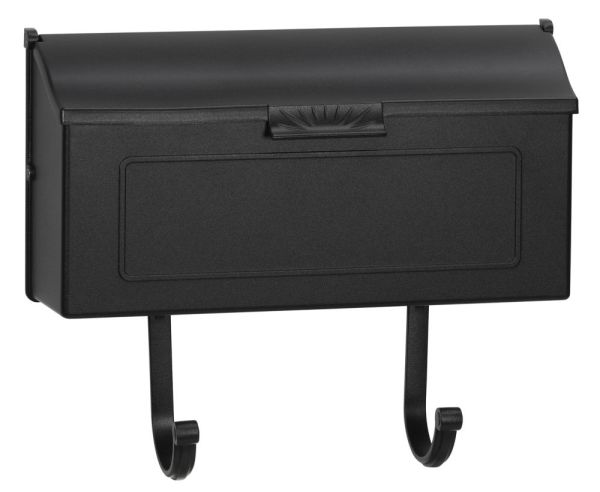 Black Wall Mount Mailboxes Home Depot