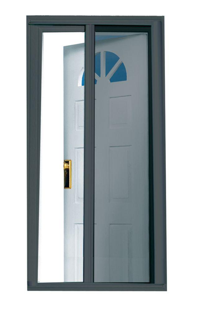 Seasonguard 97 5 Inch Charcoal Retractable Screen Door