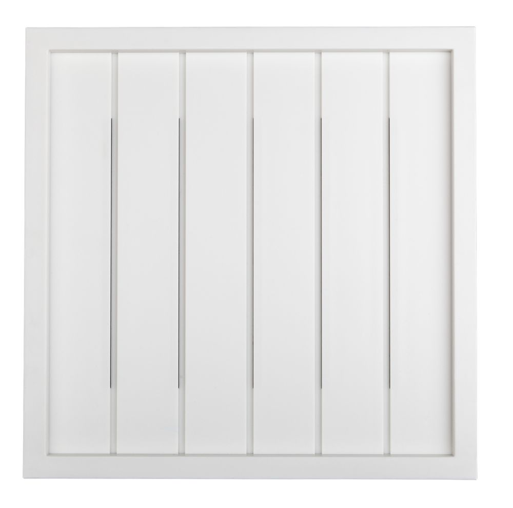 small resolution of hampton bay wireless or wired door bell white bead board