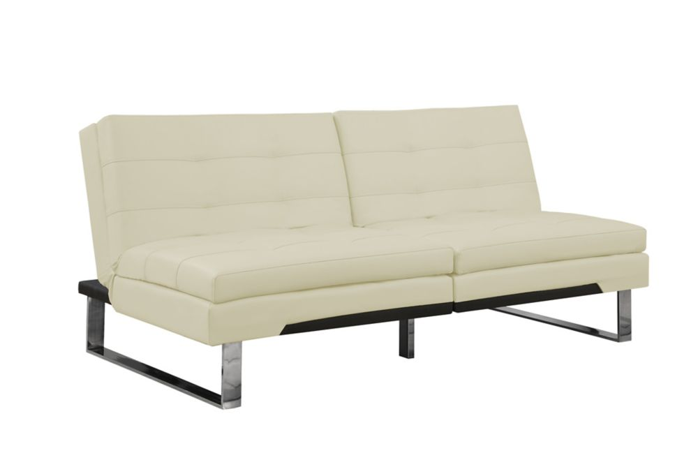 sears sleeper sofa mattress decorating ideas for living room with brown leather cheap futons canada