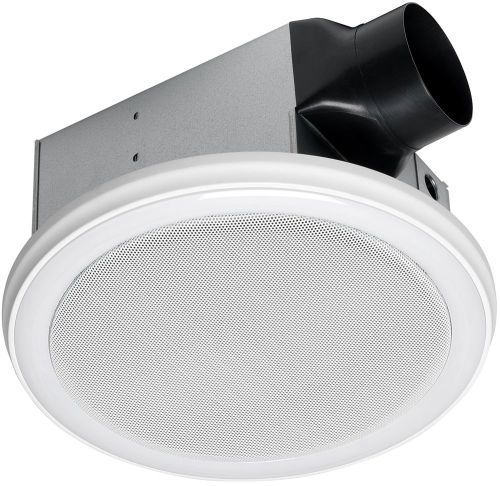 small resolution of home netwerks bath fan speaker in one with led light