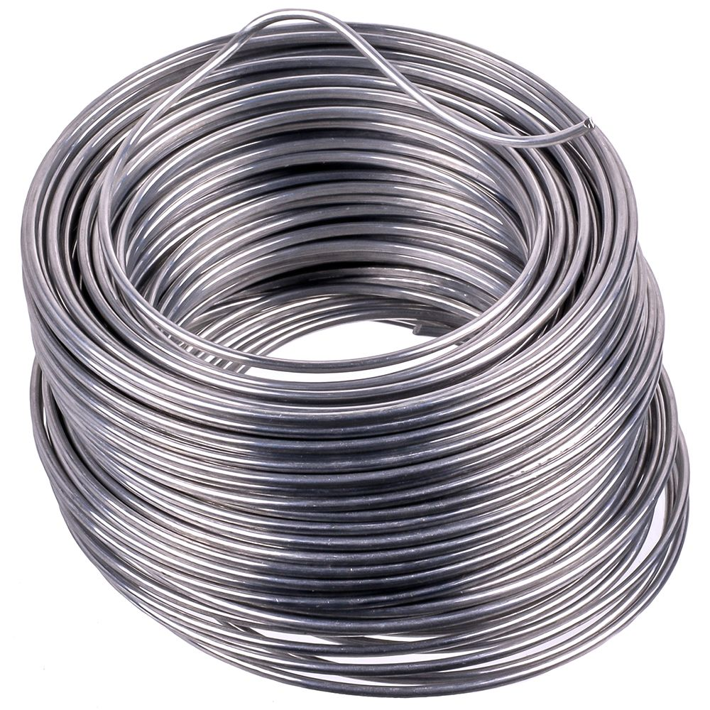 hight resolution of ook alum tie wire 18g x 50 ft