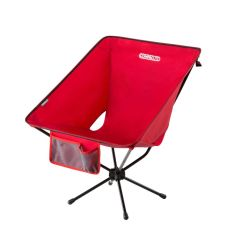 Oversized Moon Chair Canada Shower Cvs Beach Camping Chairs The Home Depot Compaclite Steel In Red