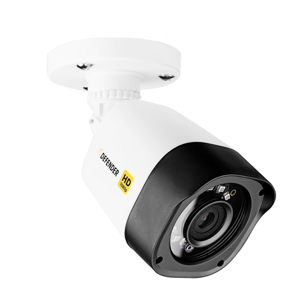 Hd 1080p Indoor Outdoor Long Range Night Vision Bullet Security Camera