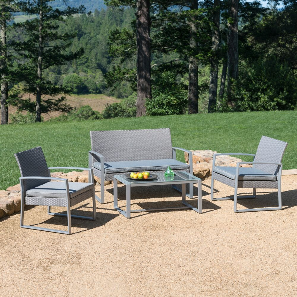Patio Sets Home Depot Canada