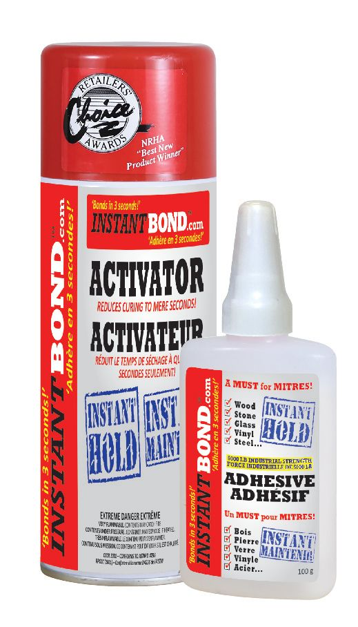 What Is Super Glue Activator Made Of