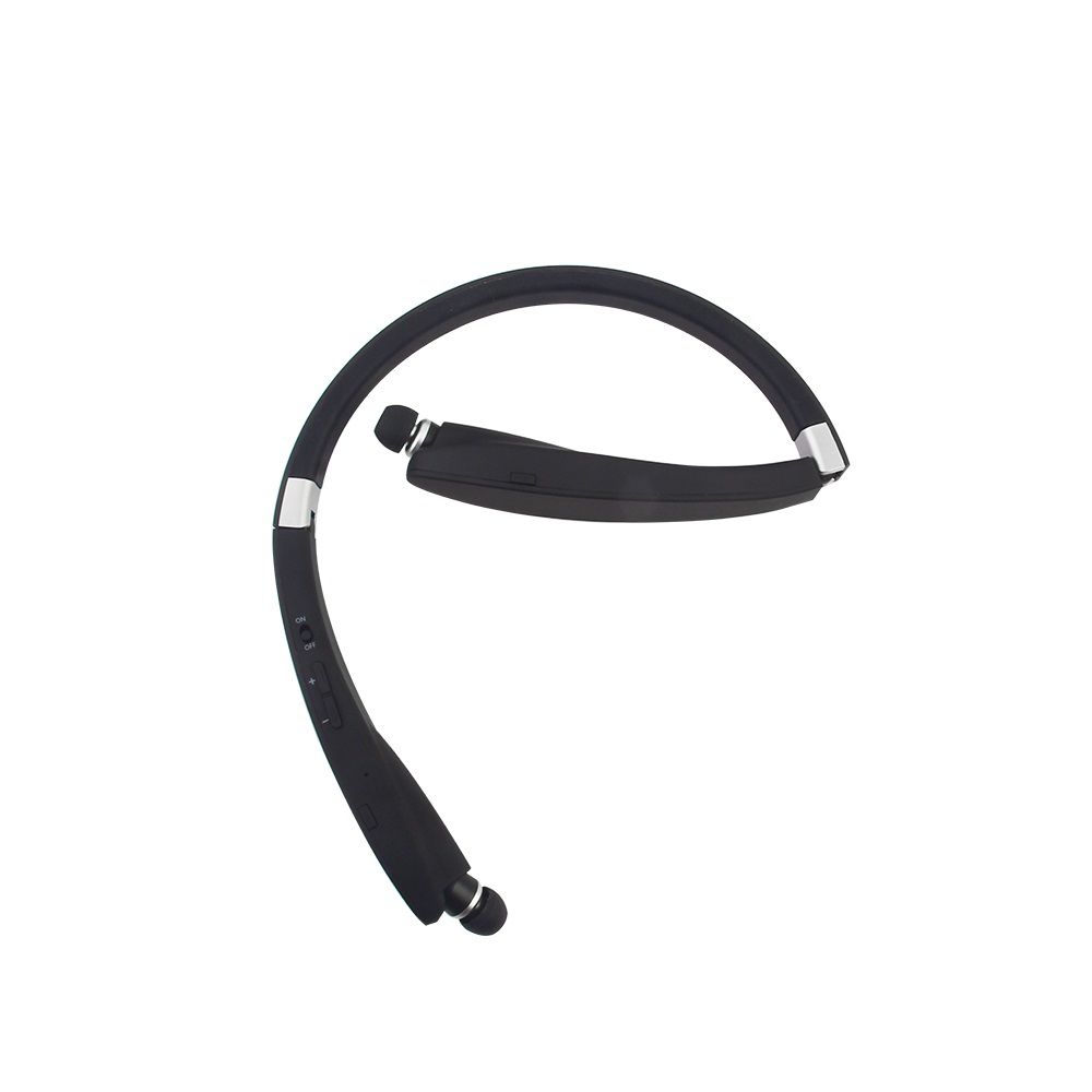 hight resolution of commercial electric around the neck premium bluetooth stereo earbuds