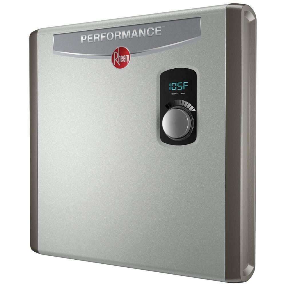 rheem 27kw electric tankless water heater [ 1000 x 1000 Pixel ]