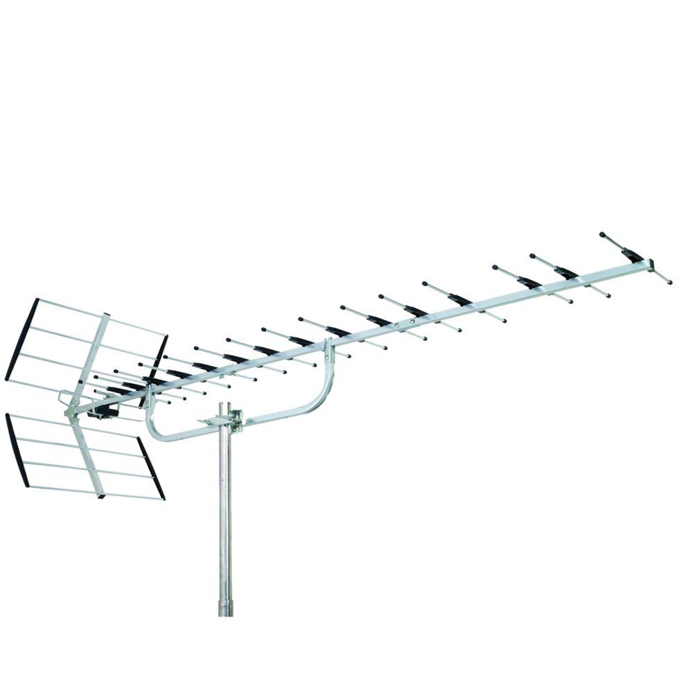 digiwave uhf outdoor tv digital antenna ant2190  [ 1000 x 1000 Pixel ]