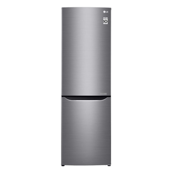 Lg Electronics 24- 12 Cu.ft. Bottom Freezer Refrigerator With Multi-air Flow In Graphi