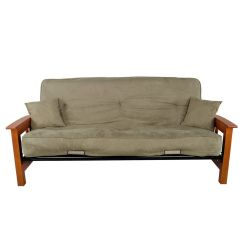 Sofa Bed Next Day Delivery London Rp Three Seat Dimensions Whi Ethan Sofabed Black White The Home Depot Canada Primo Futon W 8in Pocket Coil Mattress