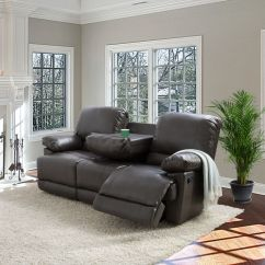Sectional Sofa Couch Green Velvet Slipcover Sofas Sectionals The Home Depot Canada Lea Brownish Grey Bonded Leather Reclining