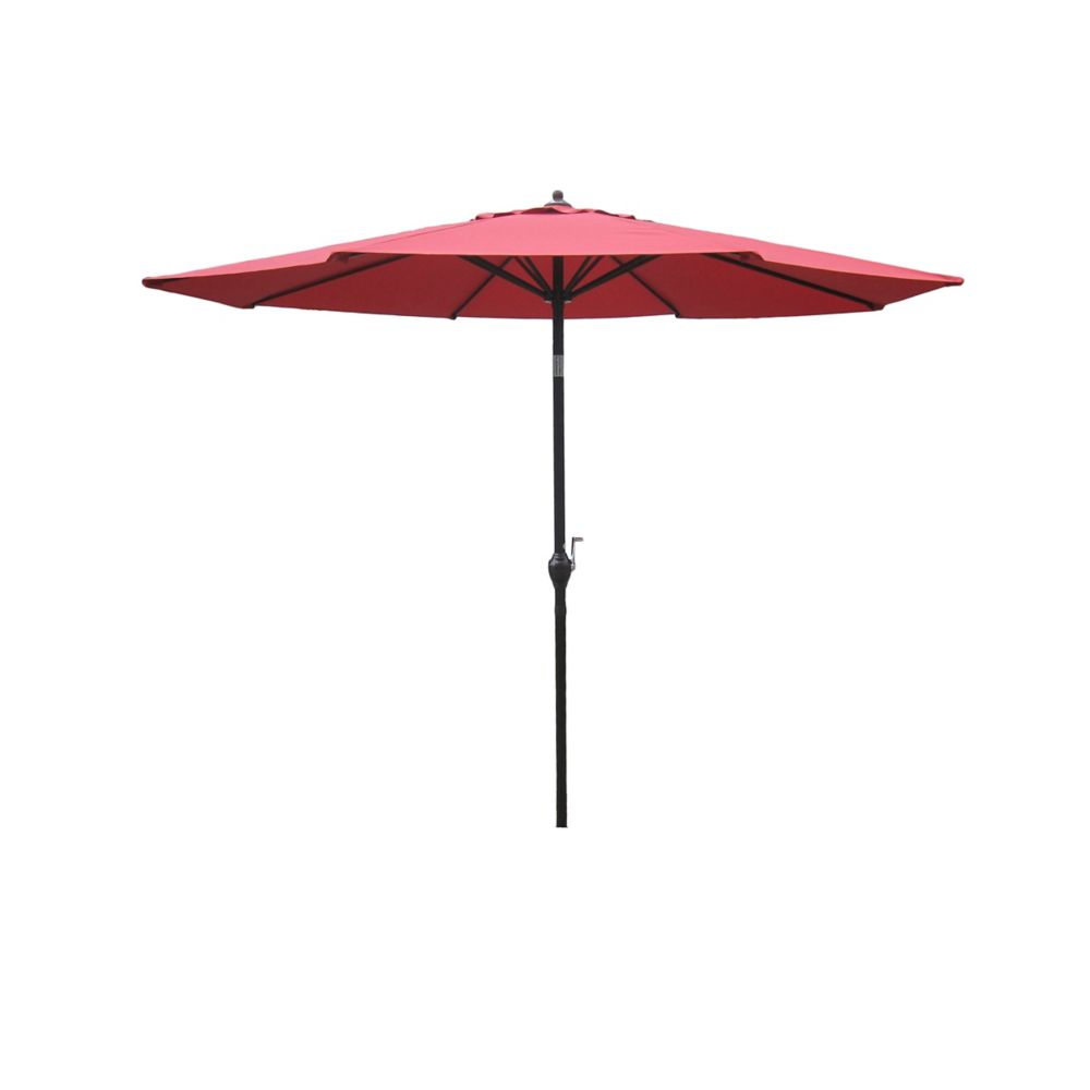 Clamp On Chair Umbrella Patio Umbrellas Umbrella Stands More The Home Depot Canada