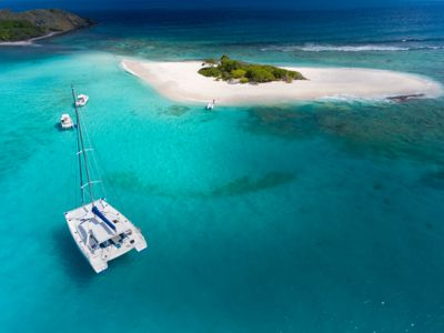 recreation private island hopping