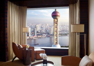 Luxury Hotel In Shanghai Pudong The Ritz Carlton Shanghai