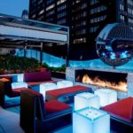 The Dec Rooftop Lounge Bar The Ritz Carlton Chicago