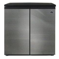 Sam S Club Lawn Chairs Handicap Recliner Igloo 4.5 Cu. Ft. Dual-door Compact Refrigerator   Samsclub.com Auctions