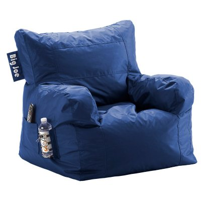 Big Joe Bean Bag Chair Blue  SamsClubcom Auctions