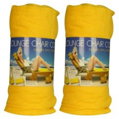 Beach Chair Cover Desk Girl Towel Lounge Yellow Samsclub Com Auctions