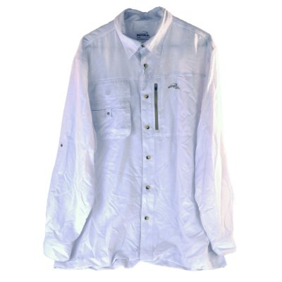 Natural Gear River Shirt  White Large  SamsClubcom