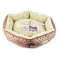 Pooch Planet Small Dog/Cat Pet Bed - Brown   SamsClub.com ...