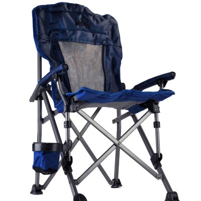 outdoor chairs for sporting events posture chair australia natural gear macho kids - blue | samsclub.com auctions