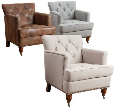 tafton club chair officemax ergonomic tufted art van home more from the collection