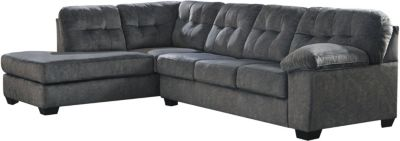 sleeper sofa black friday 2017 longhorn bed sectional sofas outlet at art van afton 2 piece left arm facing granite large