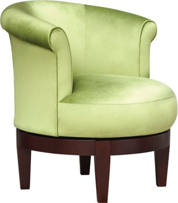 green velvet swivel chair covers birmingham attica ii accent art van home large