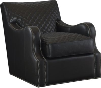 quilted swivel chair dining room covers on sale art van home large