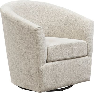 swivel tub chairs modern wingback uk fuse plushtone chair art van home large