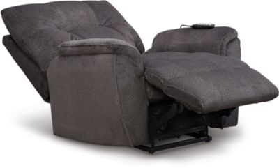 recliner bed chair dining chairs under 100 finn dual power lift art van home large