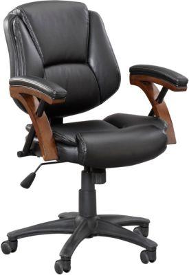 zeta desk chair steel to buy - art van furniture