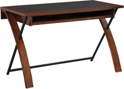 Zeta Computer Desk  Art Van Furniture