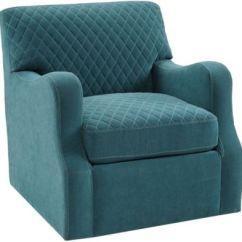 Quilted Swivel Chair Carlo Di Carli Chairs Diamond Art Van Home Large