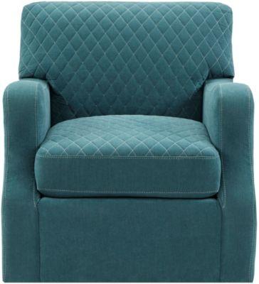 quilted swivel chair lift chairs edmonton alberta diamond art van home large
