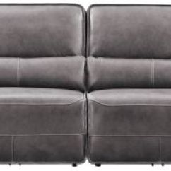 Reclining Leather Sofas Buy New Sofa Set Dylan Power Art Van Home Grey Large