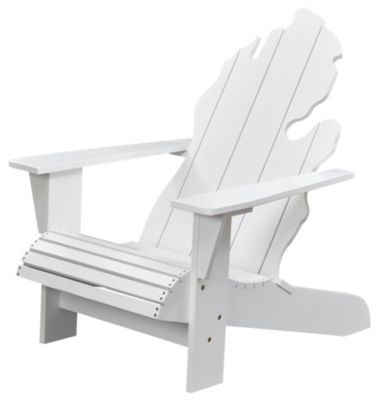 michigan adirondack chair fitted covers for cheap choose from six colors art van home large