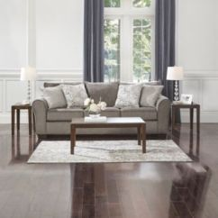7 Piece Living Room Package Traditional Furniture Styles Harlow Ash Outlet At Art Van Large