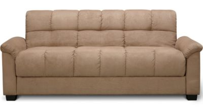 delaney futon sofa bed 3 piece living room set wall murals instructions - beds