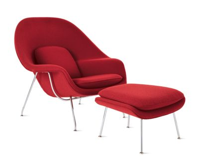 dwr womb chair steel design image the gimlet eye verdict s