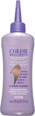 Ion Color Brilliance Semi-Permanent Hair Color