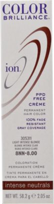 Ion Color Brilliance Permanent Creme Intense Neutrals