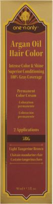 One 'n Only Argan Oil Permanent Hair Color Cream