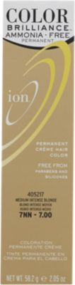 Ion Color Brilliance Ammonia Free Permanent Crme Hair Color